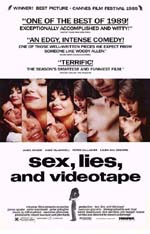 Poster Sesso, bugie e videotape  n. 0