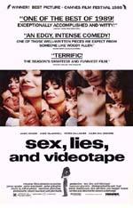 Locandina Sesso, bugie e videotape