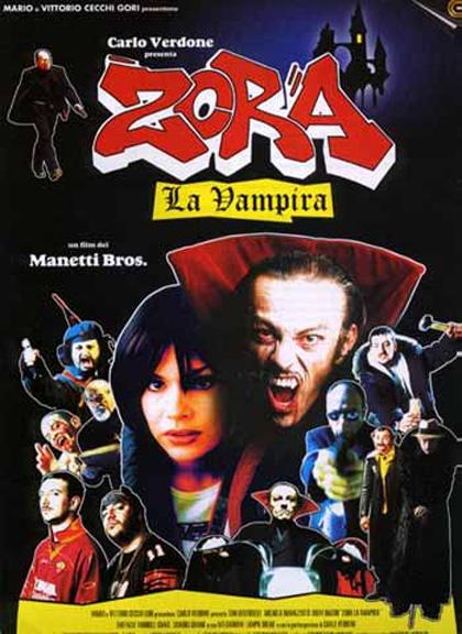 Locandina italiana Zora la vampira