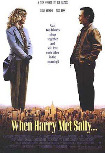 Poster Harry ti presento Sally