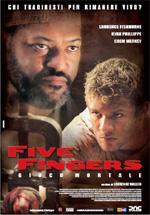 Trailer Five Fingers - Gioco mortale