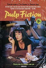 Poster Pulp Fiction  n. 1