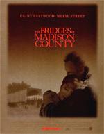 Locandina I ponti di Madison County