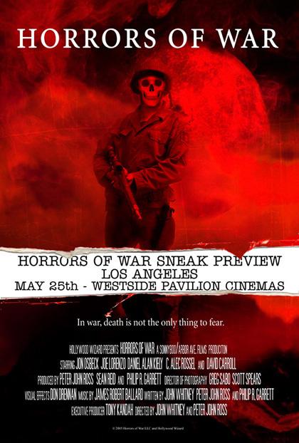 Trailer Horrors of War