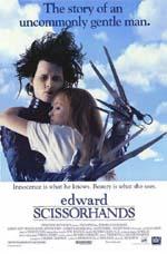 Poster Edward mani di forbice  n. 1
