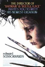Poster Edward mani di forbice  n. 2