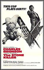 Locandina L'assassino di pietra