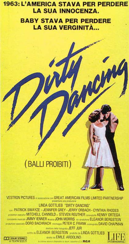 Trailer Dirty Dancing - Balli proibiti