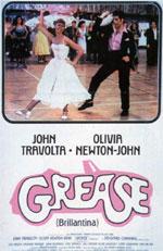 Poster Grease - Brillantina  n. 1