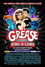 Poster Grease - Brillantina  n. 6