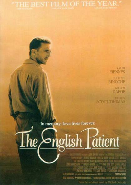 Poster Il paziente inglese