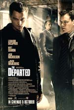 Poster The Departed - Il bene e il male  n. 2