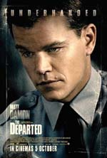 Poster The Departed - Il bene e il male  n. 8