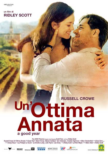 Un'ottima annata - A Good Year - Film (2006) - MYmovies.it