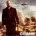 Cover CD Colonna sonora Crank