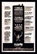 Poster Platoon  n. 4