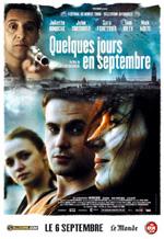 Trailer Quelques Jours En Septembre