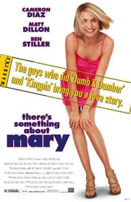 Poster Tutti pazzi per Mary