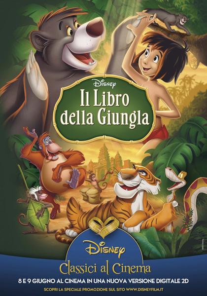 Il libro della giungla - Film (1967) - MYmovies.it