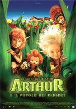 Trailer Arthur e il popolo dei Minimei