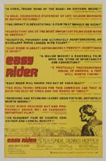 Poster Easy Rider  n. 1