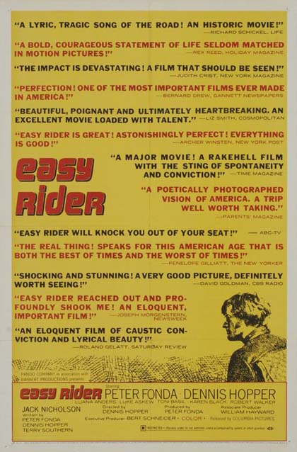 Poster Easy Rider