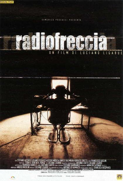 Locandina italiana Radiofreccia