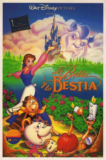 Poster La bella e la bestia [3]