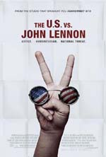 Poster U.S.A. contro John Lennon  n. 1
