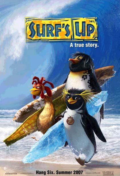 Poster Surf's Up: I re delle onde
