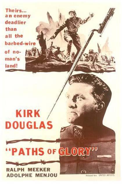 Poster Orizzonti di gloria