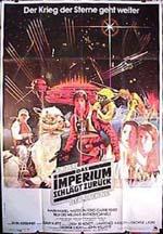 Poster Star Wars: Episodio V - L'Impero colpisce ancora  n. 10