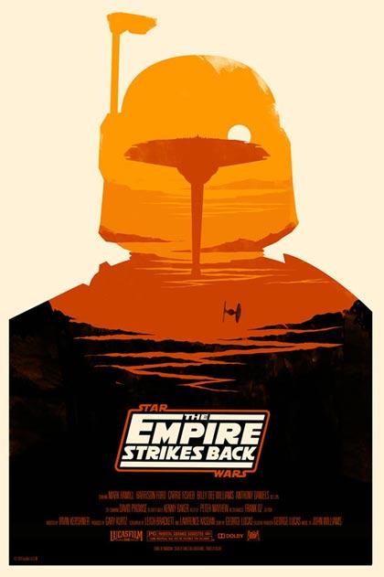 Poster Star Wars: Episodio V - L'Impero colpisce ancora  n. 11