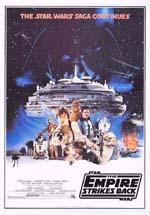 Poster Star Wars: Episodio V - L'Impero colpisce ancora  n. 3