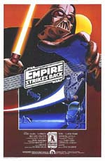 Poster Star Wars: Episodio V - L'Impero colpisce ancora  n. 4