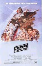 Poster Star Wars: Episodio V - L'Impero colpisce ancora  n. 6