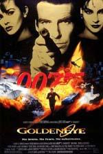 Poster 007 Goldeneye  n. 1