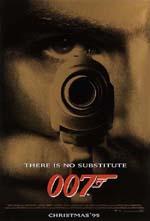 Poster 007 Goldeneye  n. 2