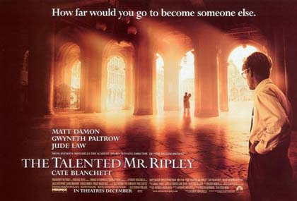 Poster Il talento di Mr. Ripley
