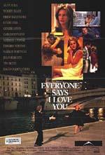 Poster Tutti dicono I love you  n. 2