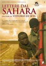 Locandina Lettere dal Sahara
