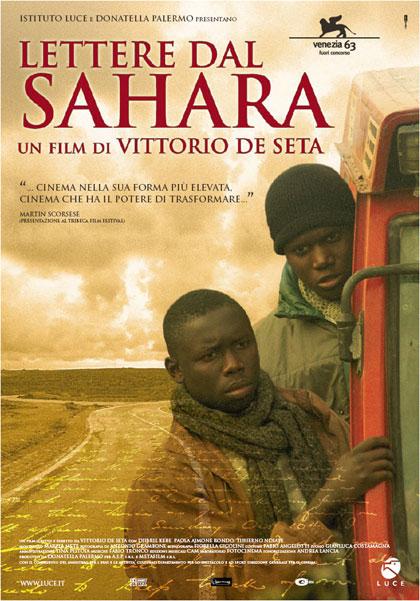 Trailer Lettere dal Sahara