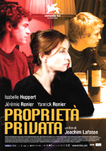 Trailer Proprietà privata