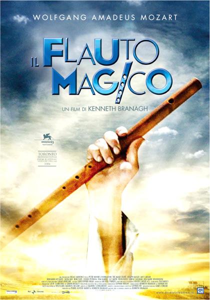 Trailer Il flauto magico