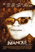Poster Infamous - Una pessima reputazione  n. 1