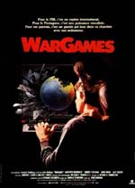 Poster Wargames - Giochi di guerra  n. 2