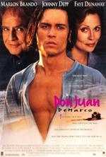 Poster Don Juan De Marco maestro d'amore  n. 1