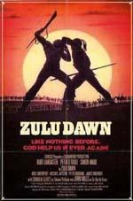 Poster Zulu Dawn  n. 1