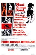 Poster A 007, dalla Russia con amore  n. 0