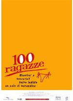 Locandina 100 ragazze